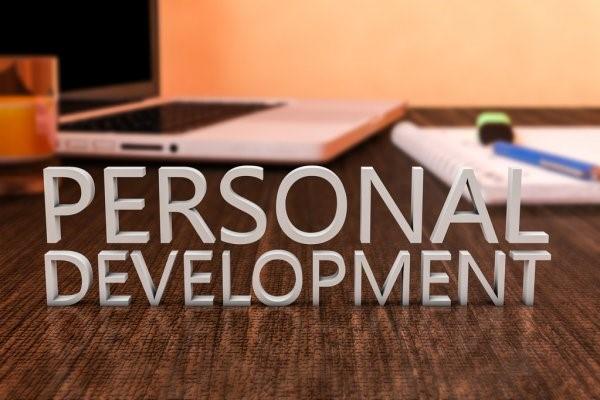 Personal Development — Stock Photo
