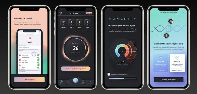 Humanity Inc. App
