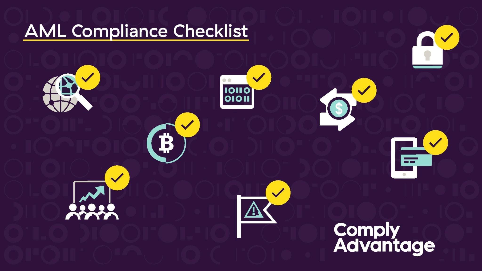 AML Compliance Checklist