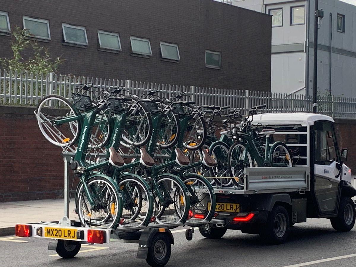 HumanForest Bikes