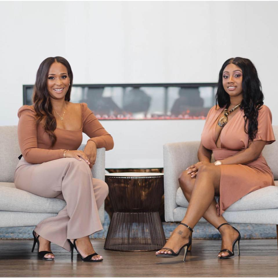 Amoye Henry and Adeela Carter, Founders of Pitch Better