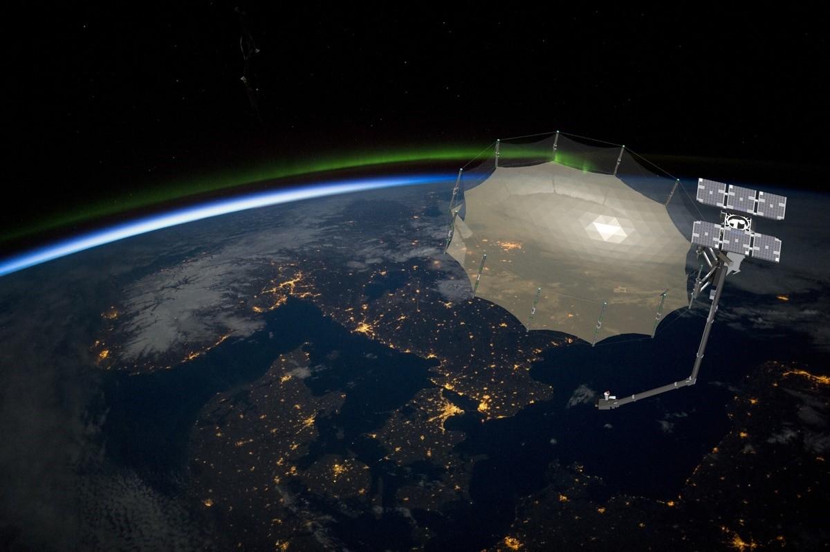 Capella Space- SAR Satellites