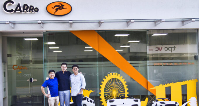 Singapore's Carro raises US$ 110M in funding