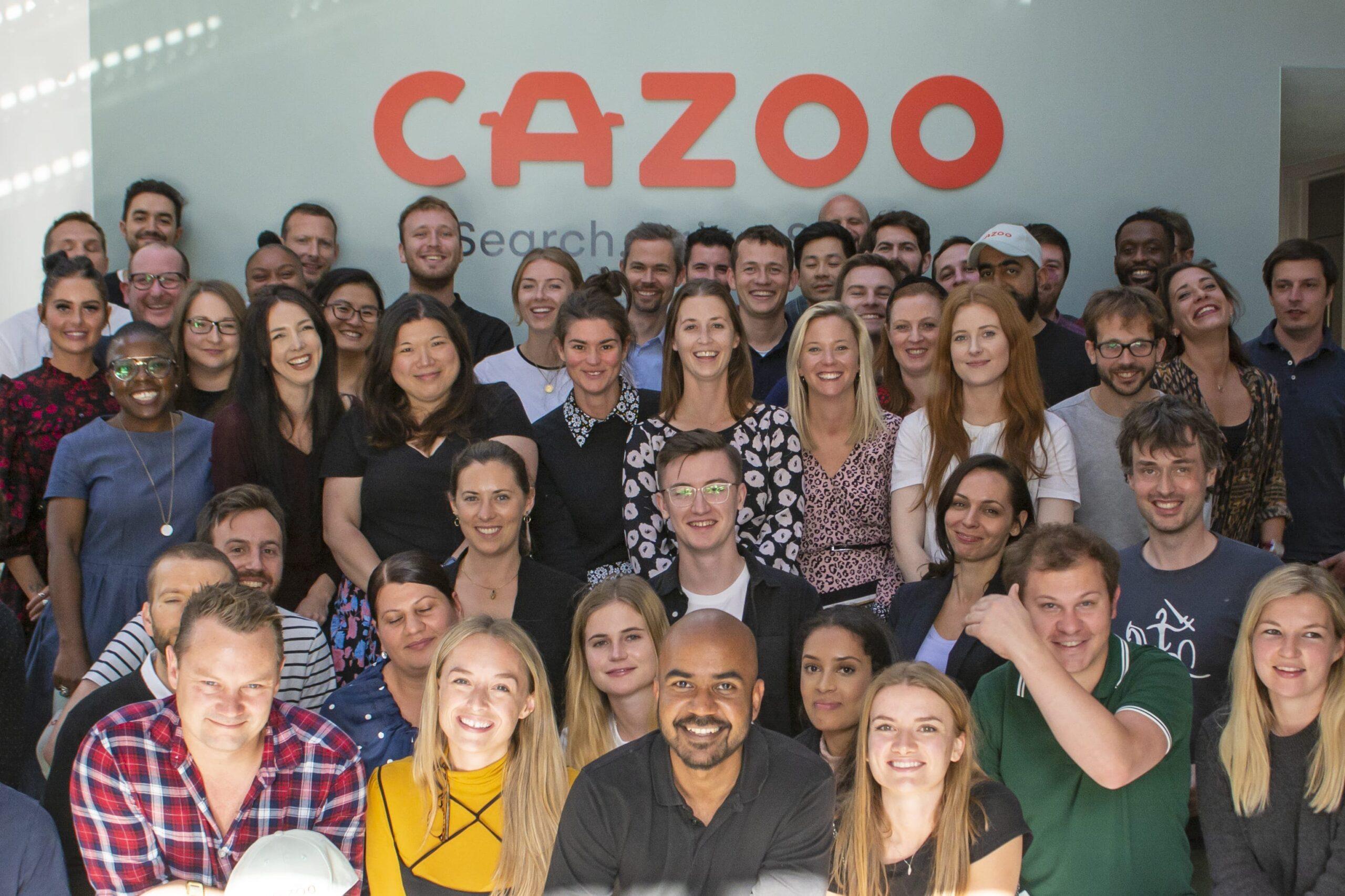 Cazoo Team UK