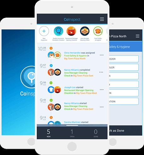 CoInspect App