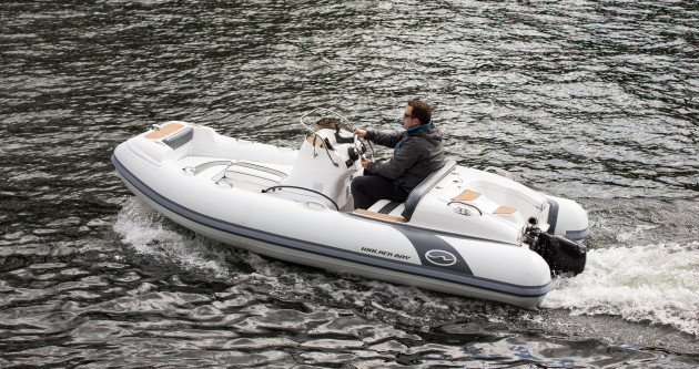Pure Watercraft boat