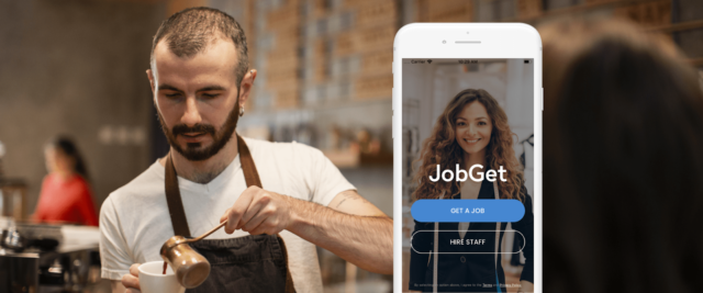 JobGet, a leading mobile hiring app