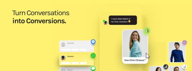 Conversational commerce suite, Charles launches with €1 million funding