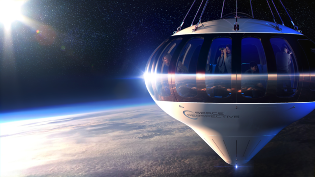 US-based Space Travel Company Space Perspective Raises US$ 7M