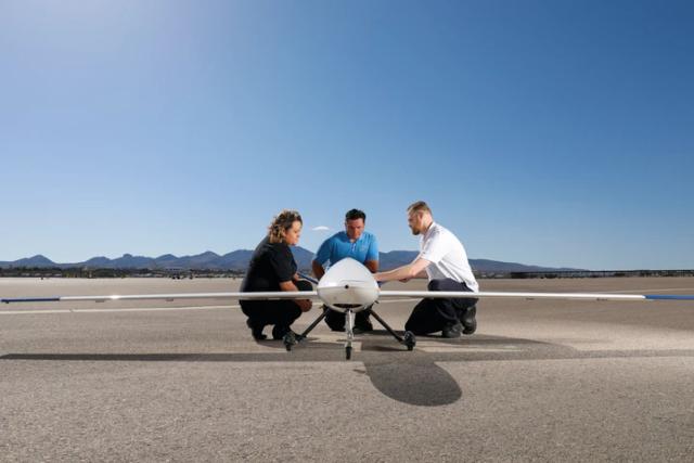 Robotic Skies Raises Funds