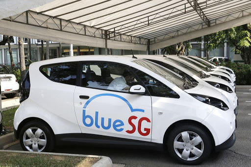 Goldbell acquires electric car-sharing startup BlueSG
