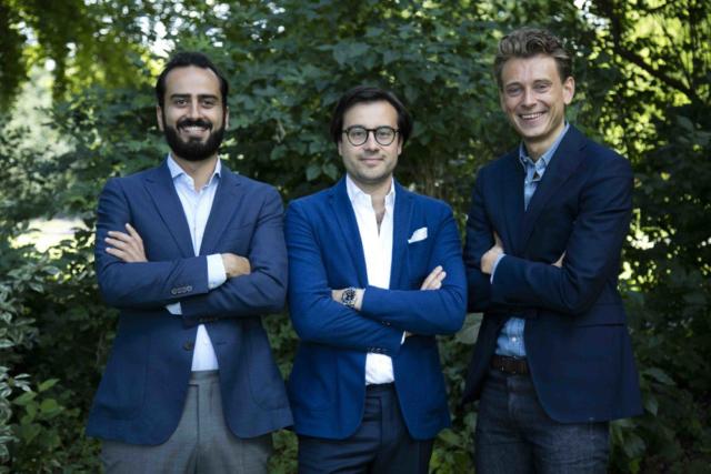 Swedish startup Billhop
