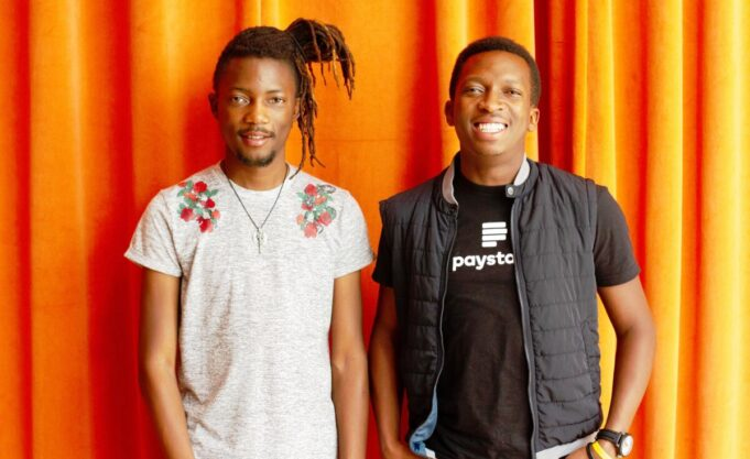 Image of Nigerian Fintech Company, Paystack founders