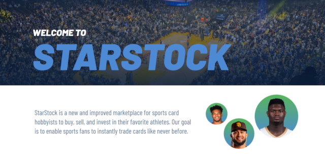 """StarStock – """"The stock market for sports cards"""" raises Series A funding"""