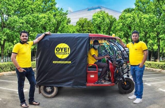 Oye Rickshaw secures INR 24 crores in funding