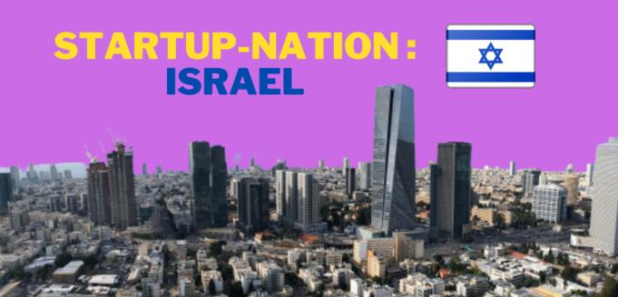 Israel's tech startup ecosystem