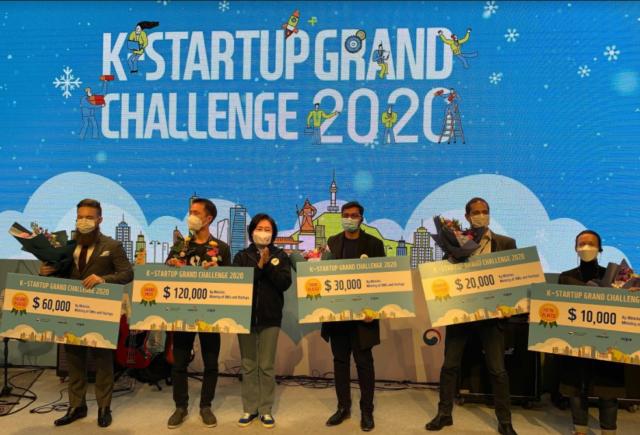 South Korea's K-Startup Grand Challenge