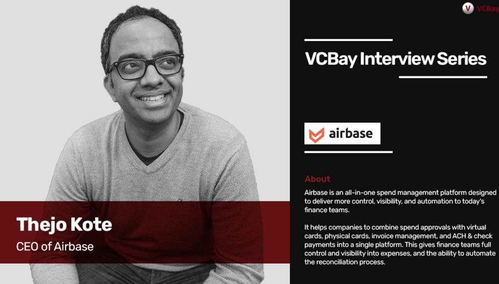 Airbase CEO Thejo Kote