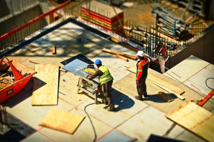 construction image depicting construction tech startup Briq