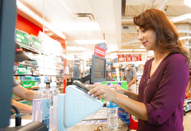 Cashier-less checkout startup Grabango