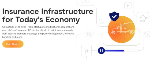 Insurance infrastructure startup Lula